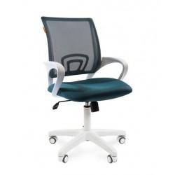 Darbo Kėdė CHAIRMAN 696 Balta - Juoda