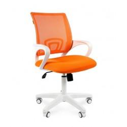 Darbo Kėdė CHAIRMAN 696 Balta - Oranžinė