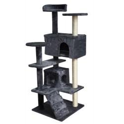 Draskyklė Katėms, 120 cm, Pilka
