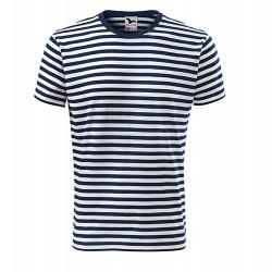 Dryžuoti Jūreiviški Marškinėliai ADLER Sailor, Tamsiai Mėlyni