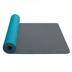 Dvipusis jogos kilimėlis Yate TPE 173x61x0.6cm