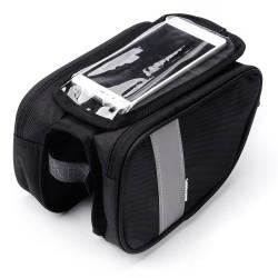 Dviračio krepšys su telefono dėklu METEOR TORYS