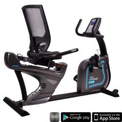 Dviratis treniruoklis ergonometras inSPORTline inCondi R600i