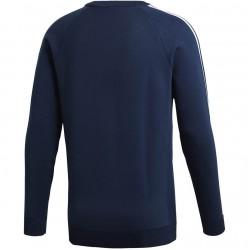 Džemperis adidas Knit Crew granatowa DH5751