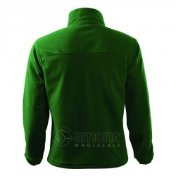 Džemperis ADLER 501 Fleece Vyriškas Bottle Green