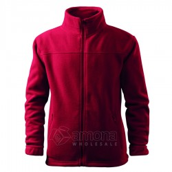 Džemperis ADLER 503 Fleece Vaikiškas Marlboro Red
