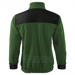 Džemperis HI-Q 506 Fleece Unisex Bottle Green