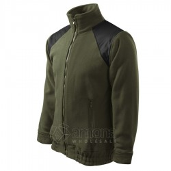Džemperis HI-Q 506 Fleece Unisex Military