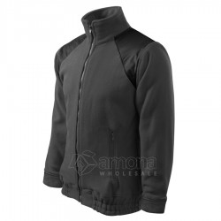 Džemperis HI-Q 506 Fleece Unisex Steel Gray