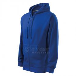 Džemperis vyriškas Malfini Trendy Zipper Royal Blue