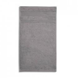 Ekologiškos Medvilnės Rankšluostis Malfini Organic Antique Silver 50x100cm.