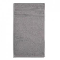 Ekologiškos Medvilnės Rankšluostis Voniai Malfini Organic Antique Silver 70x140cm.