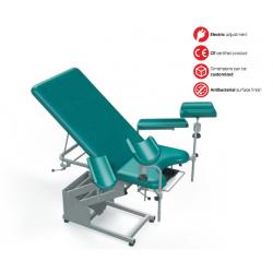 Elektrinė ginekologinė kėdė (2 dalių) GCE-2