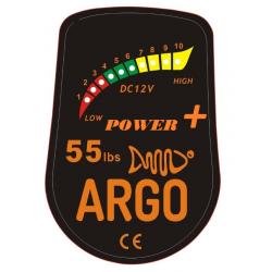 Elektrinis valties variklis ARGO 55 LBs