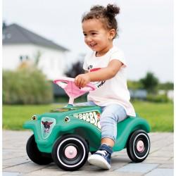 "Flamingo Mašynėlė ""Jeździk Pusher Big Bobby Car Classic Flamingo Horn"""