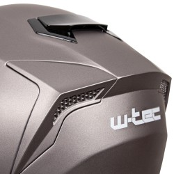 Flip-Up Motorcycle Helmet W-TEC Lanxamo