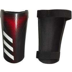 Futbolo Apsaugos adidas Predator 20 SG TRN Juoda-Raudona FL1390