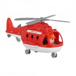 Gaisrinis Sraigtasparnis 'Wader QT Alpha'