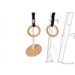 Gimnastikos aksesuarai BenchK A076 Oak