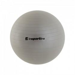 Gimnastikos Kamuolys InSPORTline Top Ball 65 cm, Pilkas