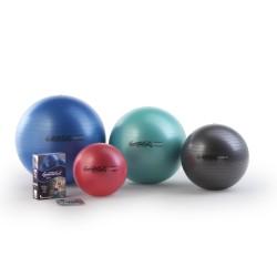 Gimnastikos kamuolys Original Pezzi Gymnastik Ball Maxafe 75 cm Fuchsia