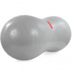 Gimnastikos kamuolys Peanut Profit + pompa DK2107