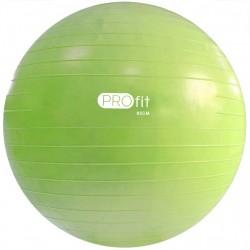 Gimnastikos kamuolys Profit 85 cm su pompa DK 2102