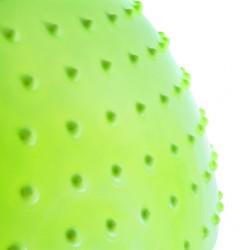 Gimnastikos kamuolys Spokey HALF FIT, 65 cm, su pompa