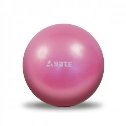 Gimnastikos kamuolys Yate Over, 26 cm - rožinis