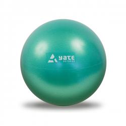 Gimnastikos kamuolys Yate Over, 26 cm - žalias