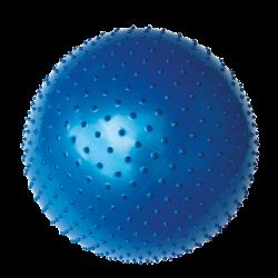 Gimnastikos kamuolys Yate, su spygliais, 65 cm