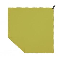 Greitai džiūstantis paplūdimio rankšluostis Spokey NEMO  40x40 cm Šviesiai geltonas