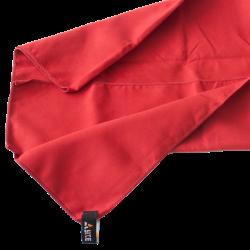 Greitai džiūstantis rankšluostis Yate, XL dydis, 60x120 cm - raudonas