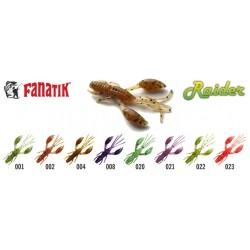 Guminukai Fanatik Raider 1.6 Spalva Green Mutant