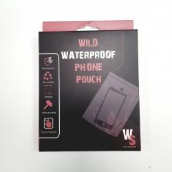 Hermetinis Telefono Dėklas WildSup