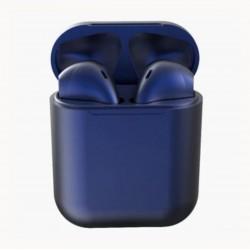 InPods 12 Bluetooth belaidės ausinės, tamsiai mėlynos