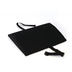 Juosmeninė pagalvėlė SISSEL® Tour, juoda