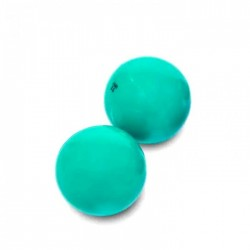 Kamuoliukai Tonkey Miniball 7cm Žali, 2vnt