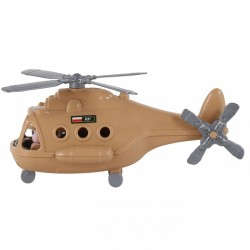 Karinis Sraigtasparnis WADER QT Alfa Safari
