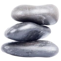 Karšto masažo akmenys inSPORTline 3vnt. 10–12cm