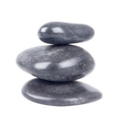 Karšto masažo akmenys inSPORTline 3vnt. 60–80mm