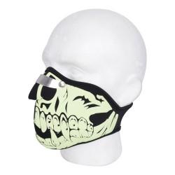 Kaukė Oxford Glow Skull