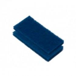 Abrazyvinės Šveitimo Pagalvėlės Vidutinio Šiurkštumo 25x11,5 Mėlynos, 2 vnt