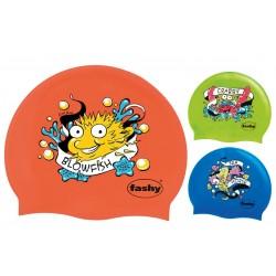 Kepuraitė plaukimo Children Swim silikoninė 3047 00
