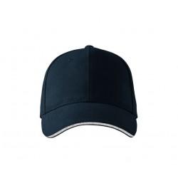 Kepurė ADLER 6P Sandwich, Tamsiai mėlyna