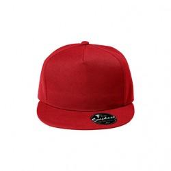 Kepurė ADLER RAP 5P, Raudona