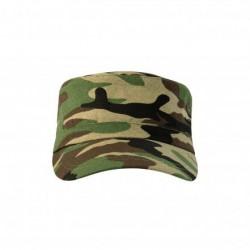 Kepurė C24 Camo Latino, Kamufliažinė Ruda
