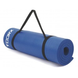Kilimėlis gimnastikai Toorx MAT172 172x61x1,2 Mėlynas