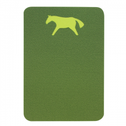 Kilimėlis Sedėjimui Yate Horse, 400x285x10 mm
