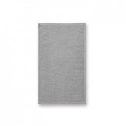 Kilpinis Rankšluostis Malfini Hand Light Gray 30x50cm.